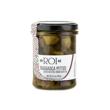 Taggiasca Pitted Olives in Extra Virgin Olive Oil