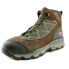 Timberland Pro Rockscape Mid Men W Steel Toe Leather  Work Shoe