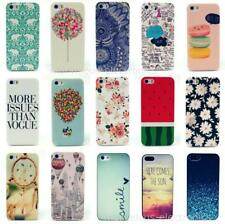 Pattern Plastic PC Case Cover Hard Back Fashion Protector for iPhone 4 4S 5 5S