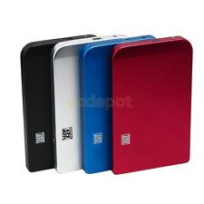 "USB 3.0 / 2.0 Sata 2.5"" Hard Disk Drive HDD SSD External Enclosure Case Cable"