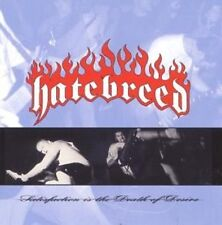 Satisfaction Is the Death of Desire - Hatebreed New & Sealed LP Free Shipping
