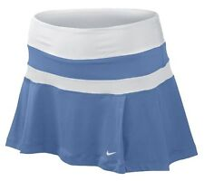 New Nike Womens DriFit, Stay Cool Pleated Woven Tennis Skirt/Skort 480780-428