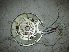 1985 Suzuki outboard DT55 2 stroke 55hp 05501-502262 stator/ ignition timing