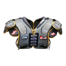 NEW Gear 2000 Adult Z-Cool QB/DB/WR-BO Football Shoulder Pads - MSRP $262.99