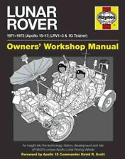 HAYNES LUNAR ROVER 1971-1972 OWNERS' WORKSHOP MANUAL - NEW HARDCOVER BOOK