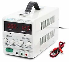 Lavolta Variable Linear DC Bench Power Supply 0 - 30V 0 - 5A -