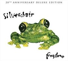 Frogstomp 20th Anniversary Deluxe - Silverchair New & Sealed CD-JEWEL CASE Free