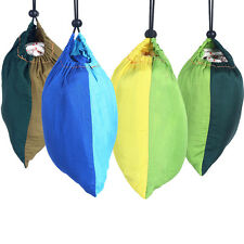 270*145cm Double Hammock Outdoor Indoor Camping Survival Hammock Parachute Cloth