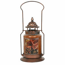 Village Candle Lantern Holder will also fit Yankee Candles available in 2colours