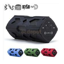 Bluetooth Portable Speaker Wireless Bass Stereo for Phone PC Tablet Rechargeable