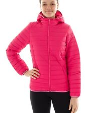 CMP Functional jacket Transition Jacket Quilted Jacket red Zip Up Hoodie