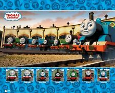 Thomas the Tank Engine Thomas And Friends Group Mini Poster 40x50cm