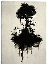 """Last Tree Standing"" by Nicklas Gustafsson Graphic Art on Wrapped Canvas"