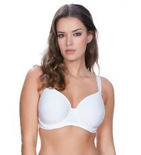Freya Women's Idol AA1050 White UW Moulded Balcony Bra NWT Large Cup Sizes