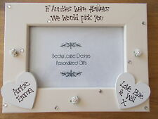Personalised Auntie 6X4 Photo Frame