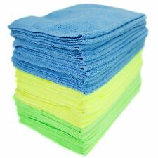 Microfiber Cleaning Cloths Kitchen Wash Auto Car Home Dry Polishing Soft Towels