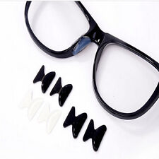 5 Pairs High Quality Anti-Slip Silicone Nose Pads for Glasses Spectacles Sale