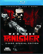 Punisher: War Zone [Blu-ray Boxset] [WS 2-Disc Special Edition] Like New Bluray