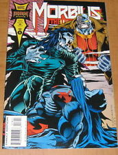 Morbius: The Living Vampire #18 (Feb 1994, Marvel)