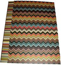 MISSONI FOR TARGET COMPOSITION BOOK BROWN, BLACK, BLUE - NEW
