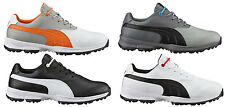 Puma Ace Golf Shoes 188658 Mens Closeout Waterproof New - Choose Color & Size!