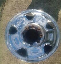 17 INCH 2005 2006 2007 2008 2009 2010 FORD F350 OEM CHROME STEEL WHEEL RIM 3620