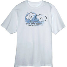 Cloud Spotting Funny Graphic T-Shirt RC13968