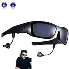 Quality Goods ! Bluetooth Sunglasses & Camera Video Recorder MP3 Player Headset