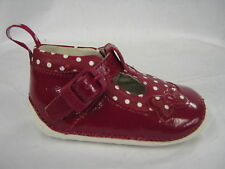 Girls Shoes by Clarks Ida Delilah in Red Leather