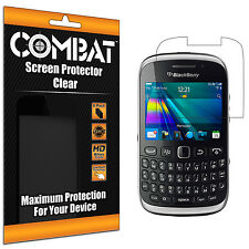 6X COMBAT HD Screen Protector Cover Shields For Blackberry Curve 9310 9315