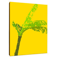Positively Home Island Life I Painting Print on Wrapped Canvas in Yellow