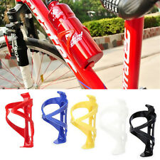 Mount Cycling Drink Cage Bike Bicycle Pop Water Bottle Holder Cup Polycarbonate