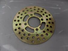 Yamaha Banshee YFZ 350 350 Warrior STOCK FRONT BRAKE ROTOR  ROTORS DISC RE PLATE