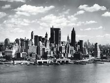 Manhattan Skyline Giant Wall Mural 315x232cm