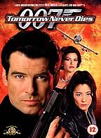 TOMORROW NEVER DIES - JAMES BOND - DISC ONLY  (DS3) {DVD}