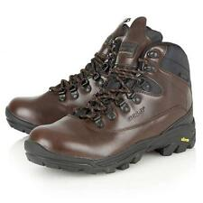 Mens GOLA Leather Walking Hiking Waterproof Trekking Trainers Ankle Boots Shoes