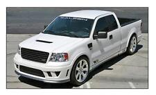ORIGINAL SALEEN S331 F150 FADER CHEVRON STRIPES & WINDSHIELD  DECAL  BLACK