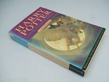 HARRY POTTER AND THE PRISONER OF AZKABAN - J.K ROWLING - 1st EDITION PAPERBACK
