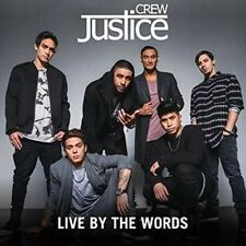 Live by the Words - Justice Crew New & Sealed CD-JEWEL CASE Free Shipping