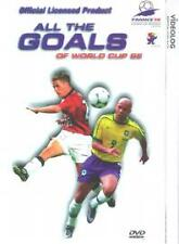 All the Goals - World Cup France  98  Football DVD