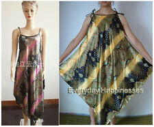 Unique Women's Painted Scarf Gown/Sleepwear/Long Skirt/Playsuits