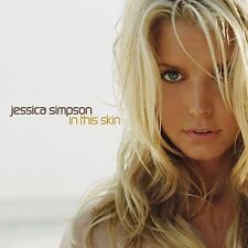 New In Shrinkwrap Jessica Simpson In This Skin CD Music