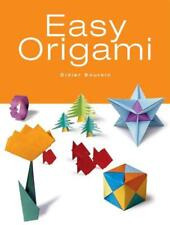 EASY ORIGAMI - NEW PAPERBACK BOOK