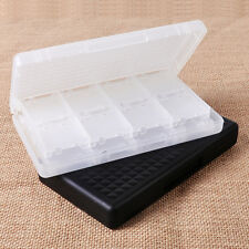 Portable 32-in-1 Plastic Game Card Storage Case Box fit for Nintendo 3DS/3DS LL
