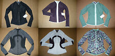 Lululemon FIND YOUR BLISS JACKET Reversible size 4 6 Slim Fit NWT Spring Coat