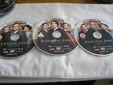 DOWNTON ABBEY SERIES FOUR DISCS 1,2 & 3 - DISC ONLY (DS) {DVD}