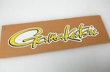 Gamakatsu - Bass Boat Carpet Graphic - Multiple Sizes - Decal Logo