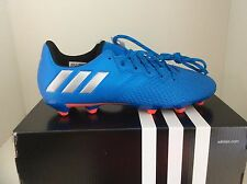 Adidas New 2016 MESSI 16.3 FG J Firm Ground Soccer Cleats Youth Sizes Shock Blue