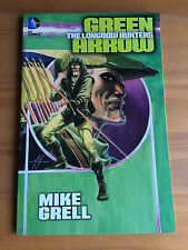 Green Arrow The Longbow Hunters Paperback Graphic Novel