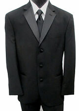 Lot of 10 Black Tommy Hilfiger Tuxedo Jackets Resale Costume *Chose Your Sizes*